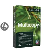Hartie Multicopy Zero, A4, 80 g, 500 coli/top