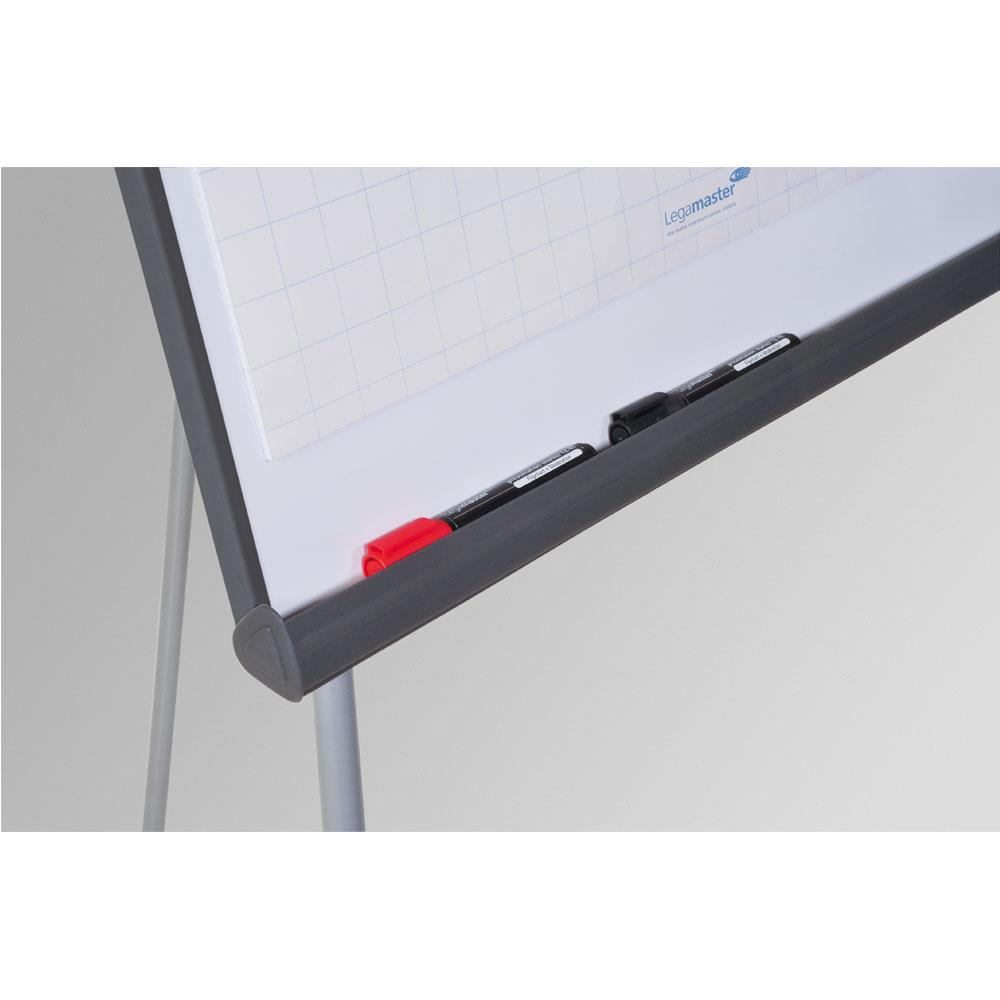 Flipchart magnetic Legamaster, Universal Triangle, 105x68 cm